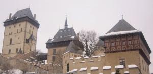 Karlstejn Castle, near Prague