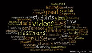 What do you think you have gained from using YouTube for professional development?