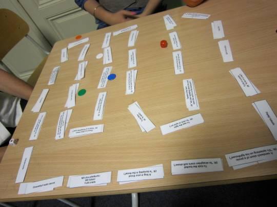 Anette's translation game