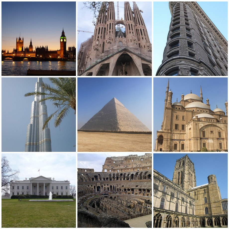 essay on importance of historical monuments What is considered a monument always depends on the importance it attributes to the prevailing or traditional consciousness the invention of the historic monument.