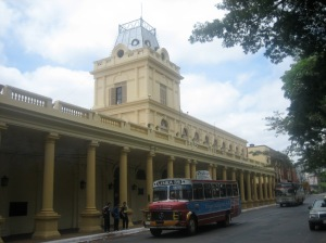 Asuncion railway station