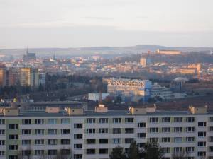 Brno from my flat