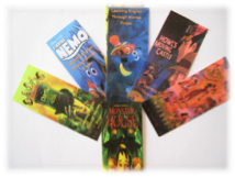 Finding Nemo bookmarks