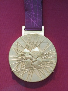 2012 Gold Medal in the British Museum