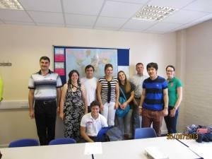 My last IH Newcastle class