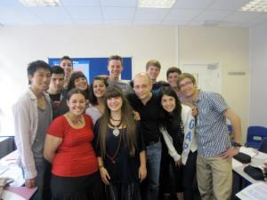 My first IH Newcastle class