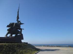 Memorial to Heroic Defenders of Sevastopol