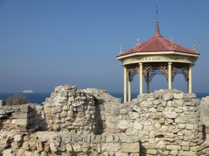 Chersonesus, an Ancient Greek town in the suburbs of Sevastopol