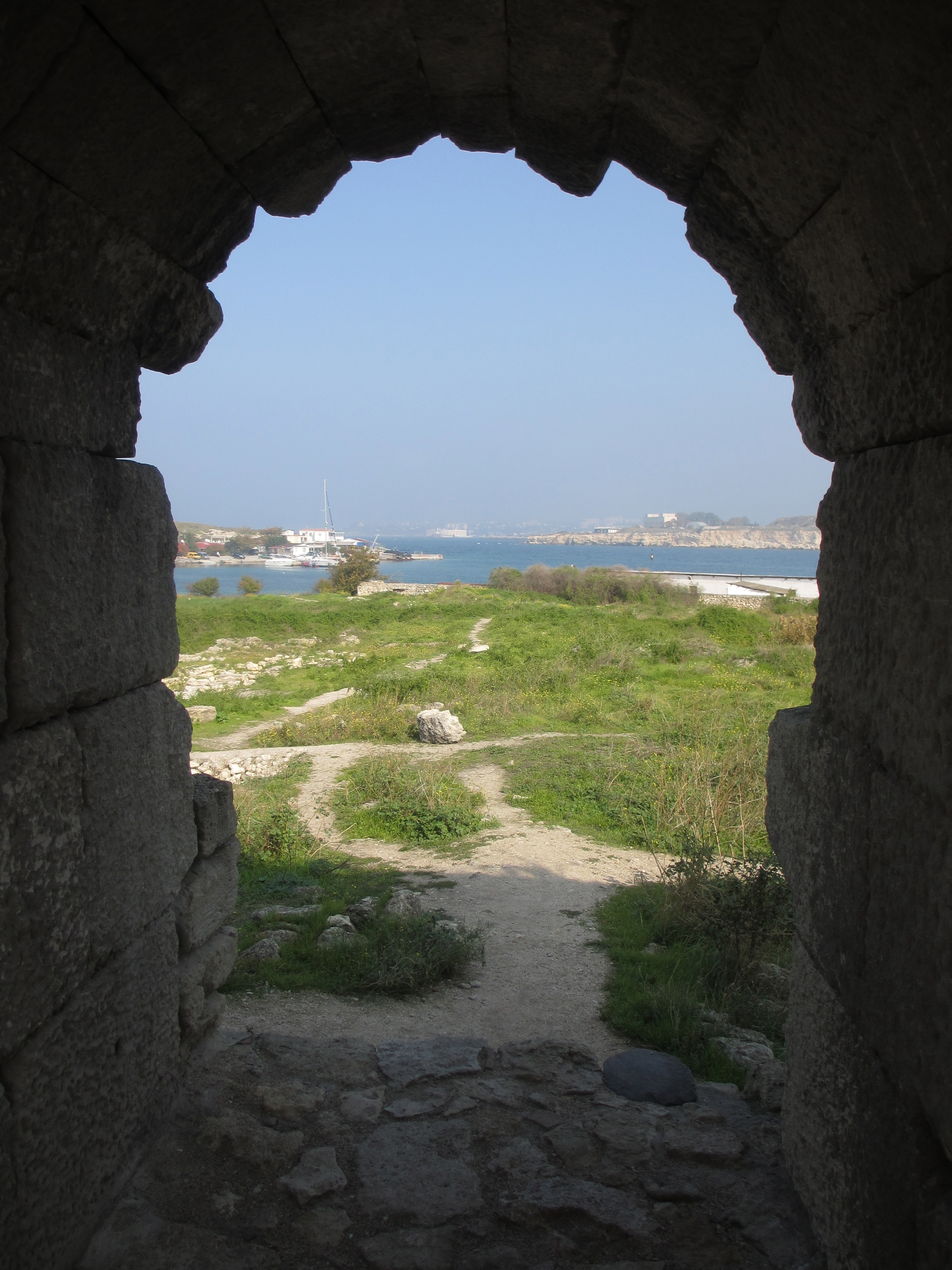 If the world were a village of 100 people lesson plan - Another Gratuitous Picture Of Sevastopol This Time At Chersonesus