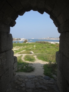 Another gratuitous picture of Sevastopol, this time at Chersonesus