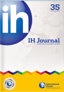 IH Journal issue 35 cover