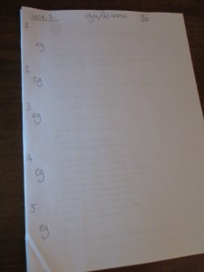 Paper 1 Task 3