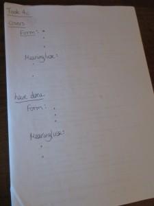Paper 1 Task 4c
