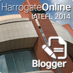 IATEFL Harrogate 2014 registered blogger
