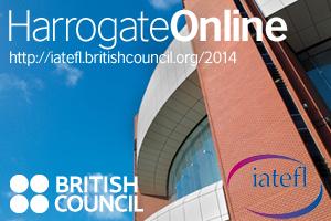 IATEFL Harrogate 2014 banner