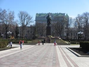 Shevchenko park, Kiev