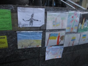 Kid's drawings