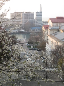 A spring afternoon in Sevastopol