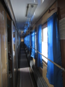 Sevastopol to Kiev train