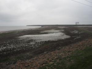 The edge of Crimea
