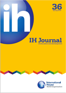 IH Journal Issue 36 cover