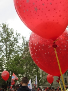9th May balloons