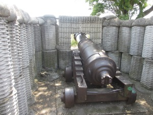 Crimean war defences, Sevastopol