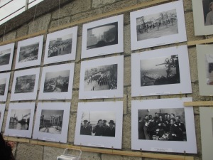 Photos of Sevastopol during World War Two, showing the destruction of the city