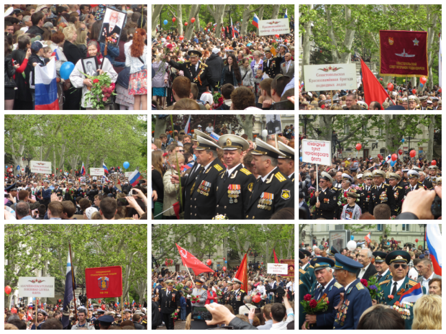 Veterans' parade