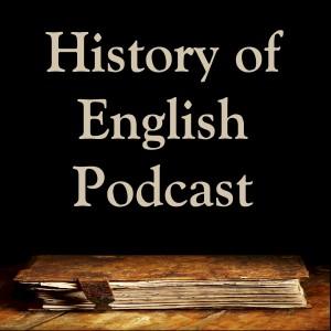 History of English podcast