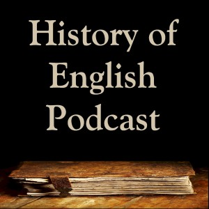 History of English podcast