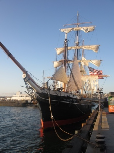 Star of India, Maritime Museum, San Diego