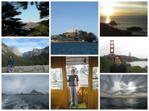 San Francisco collage