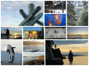 Vancouver collage