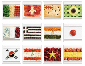 Food-Flags