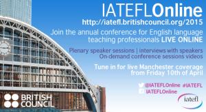 IATEFL online Manchester 2015