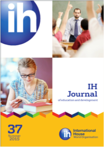 IH Journal issue 37 front cover