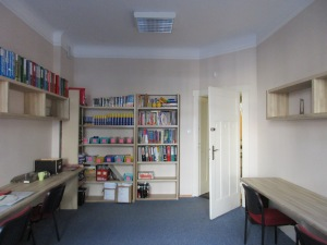 Staff room, IH Bydgoszcz