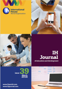 IH Journal issue 39 cover