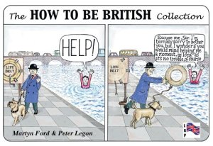 How to be British cover