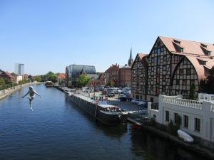 Bydgoszcz - River Brda