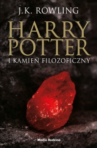 Harry Potter and the Philosopher's Stone (Polish cover)
