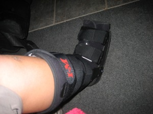 My space boot