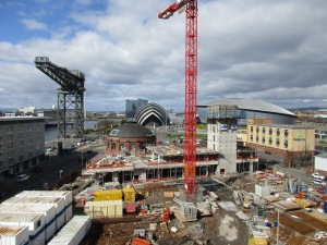 Glasgow continues to develop