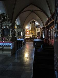 Nunnery chapel in Chelmno